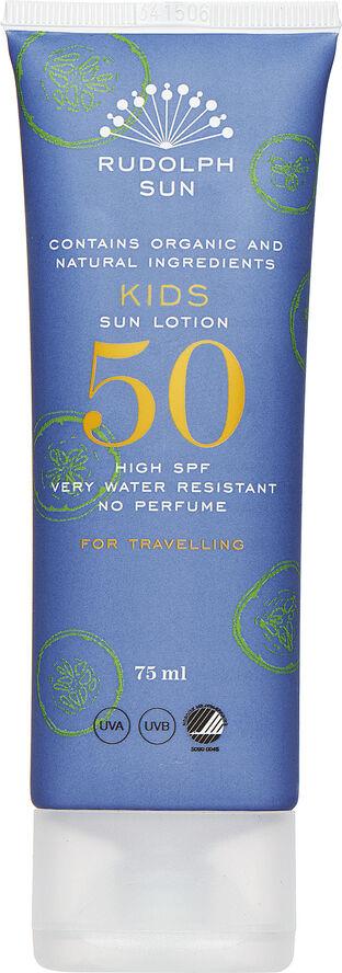 Kids Sun Lotion SPF 50 - Travelsize