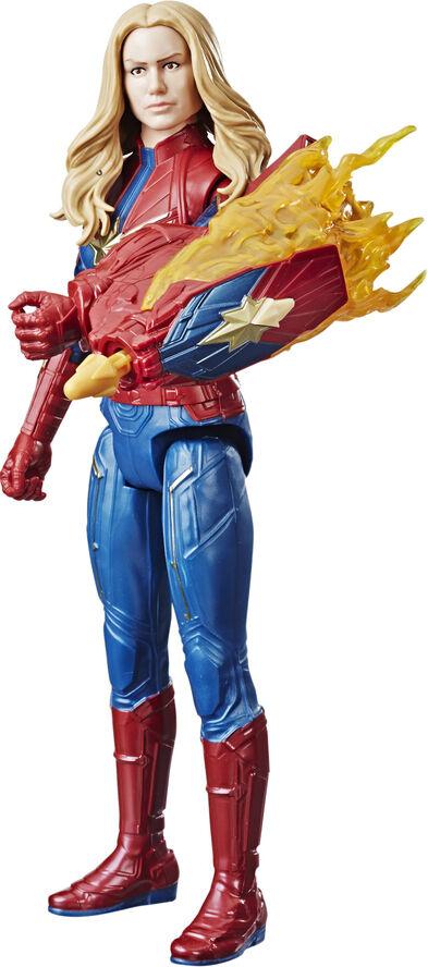 Avengers Titan Hero Power FX 2.0 Hero Captain Marvel