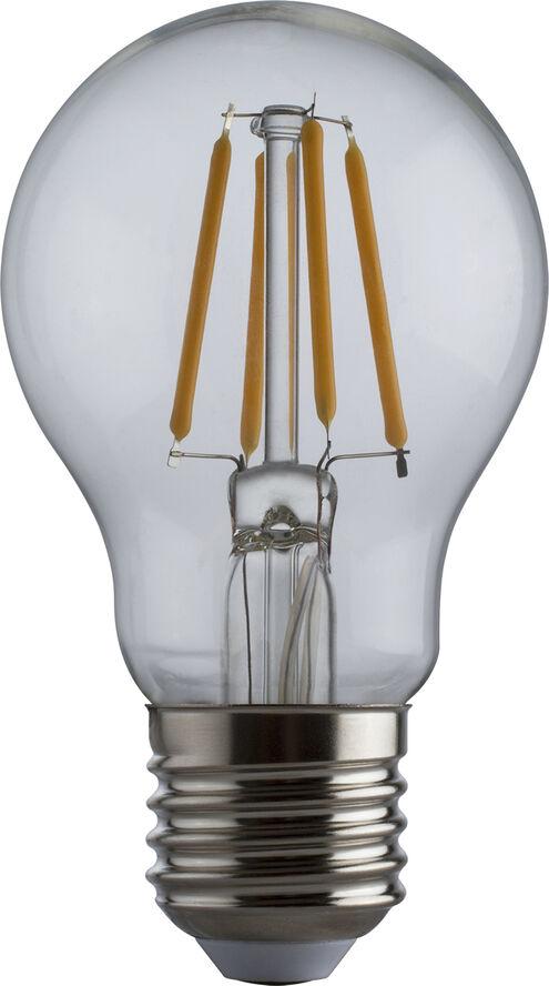 e3 LED Proxima A55, E27, 470lm, CL, 927, Dæmpbar =40W GLS