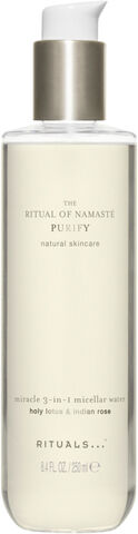 The Ritual of Namasté Micellar Water micellar-vand 250 ml