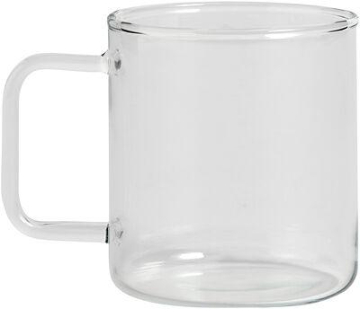 Glass Coffee kop M