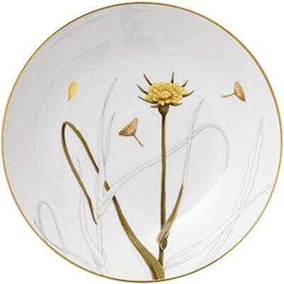 Flora 21 cm. tallerken - Mælkebøtte