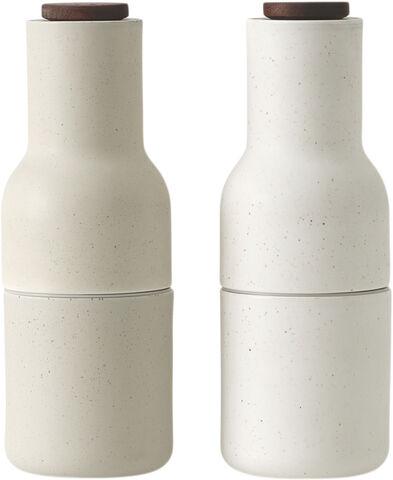 Bottle Grinder, Ceramic, Sand, 2-pa