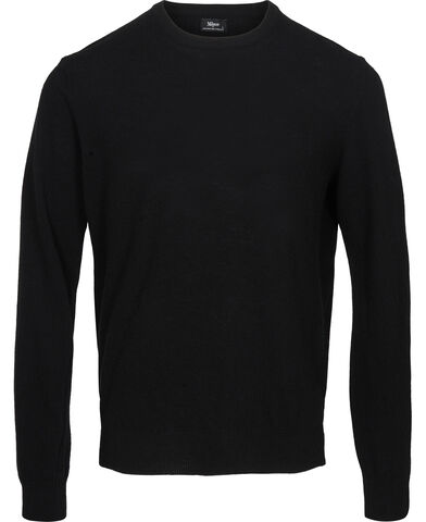 Maryn 2 Knit premium lammeuld crewneck
