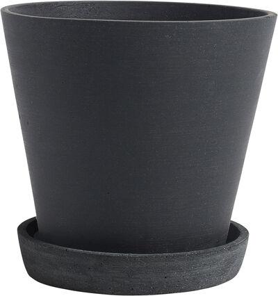 Flowerpot with Saucer L urtepotteskjuler