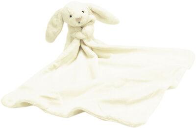 Bashful cream bunny nusseklud 34cm