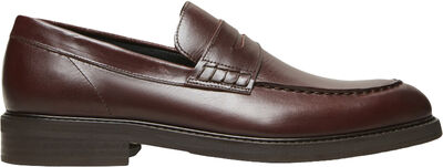 SLHFILIP LEATHER MOCCASIN LOAFER B