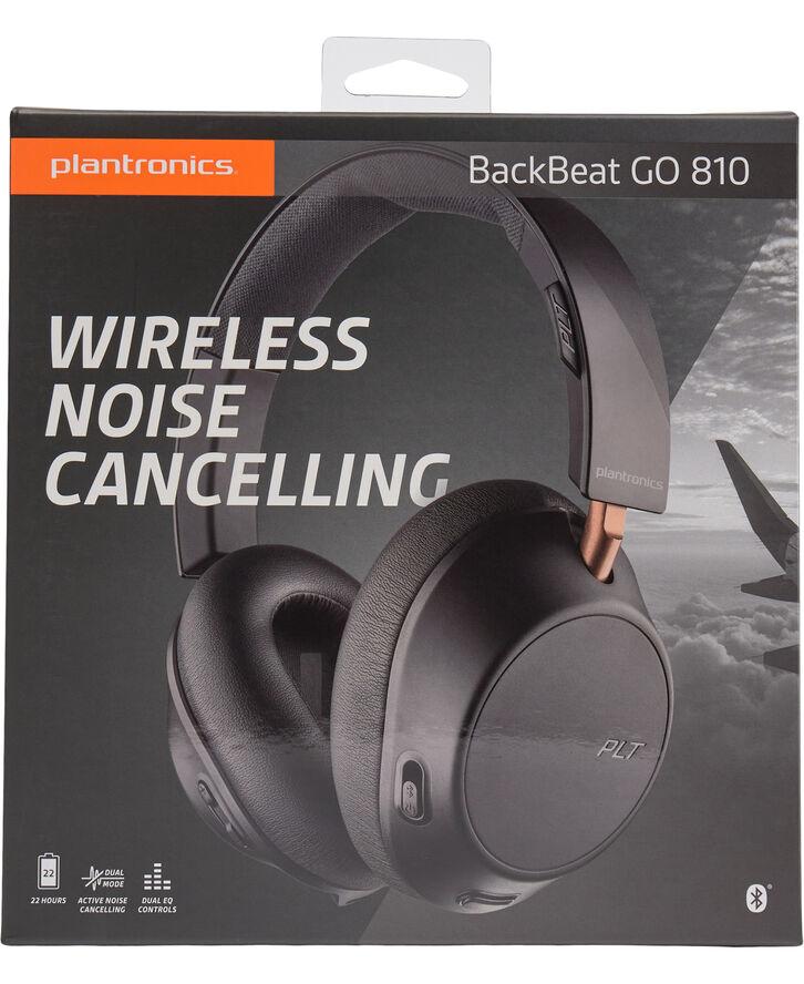 Plantronics Backbeat Go 810 ANC Wireless OE Headphone graphi
