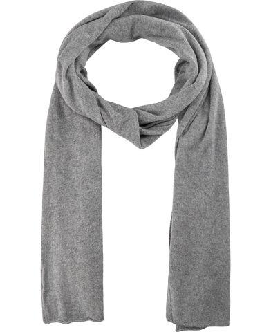 Yarn Batik Scarf 306 Light Grey