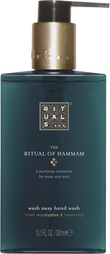 The Ritual of Hammam Hand Wash