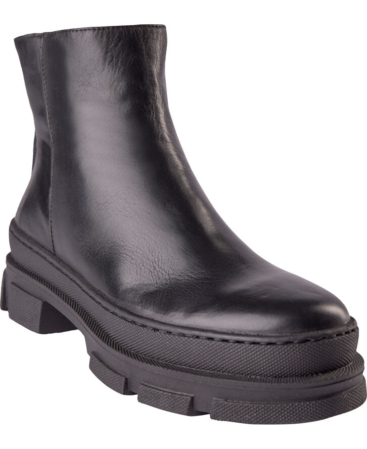 Støvle m. uldfoer