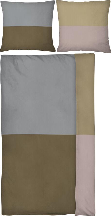 DOMINO Bed set 140 x 220 cm, O