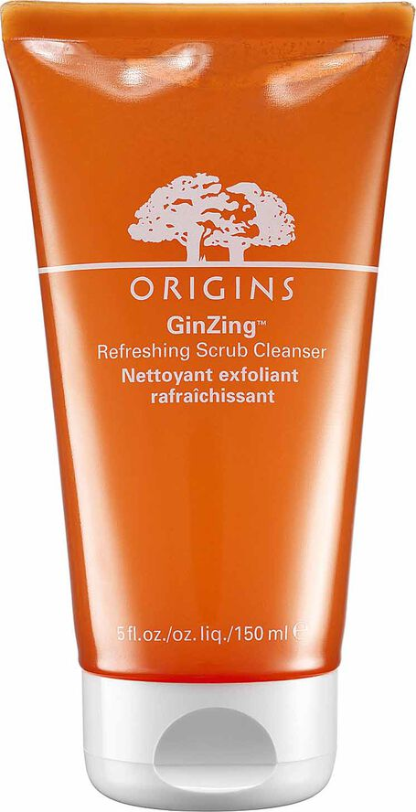 Ginzing Refreshing Scrub Cleanser 150 ml.