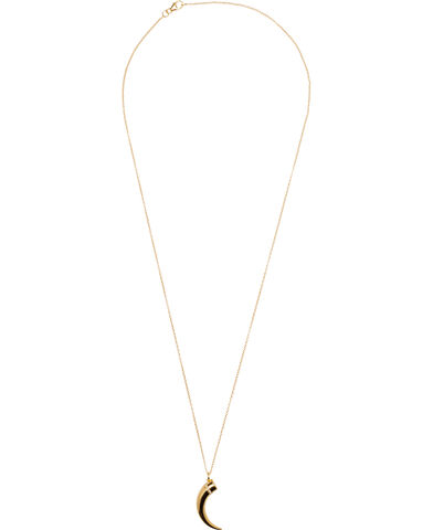 Corno necklace