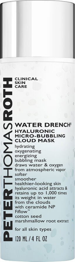 Water Drench Micro Bubbling Mask