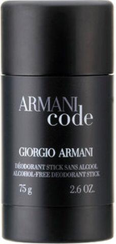 Armani Code Men Deostick 75 ml.