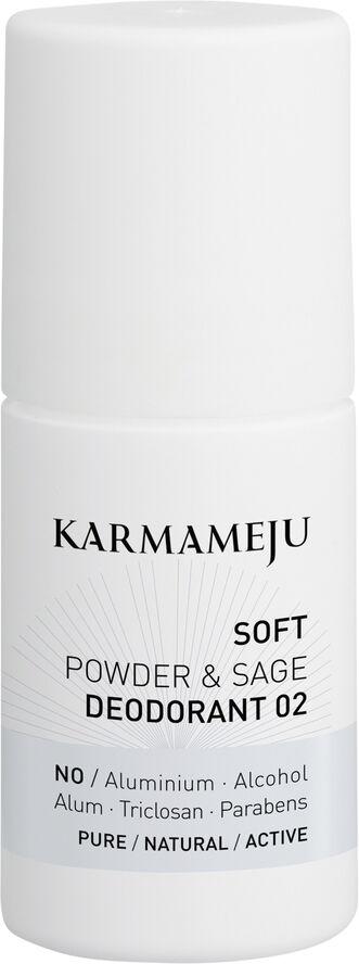 Soft Deodorant 02 50 ml