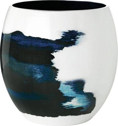Stockholm vase, Ø 22,5 cm, stor - Aquatic