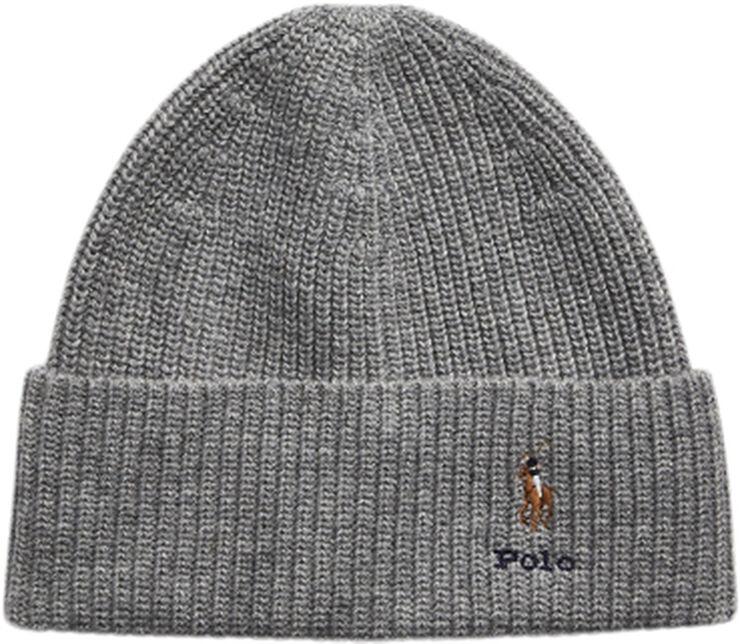 Rib-Knit Wool-Blend Hat