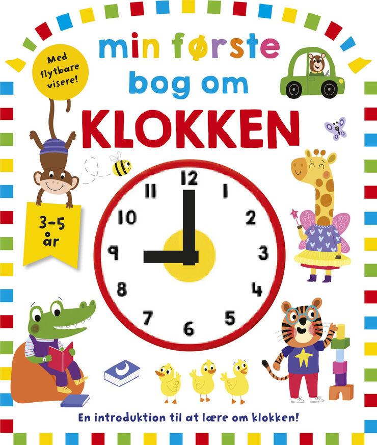 Min første bog om klokken