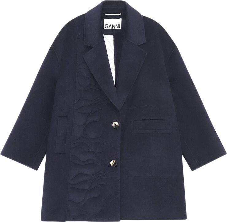 F6168 Oversize jakke