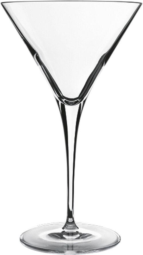Elegante  2 stk. martiniglas/cocktailglas