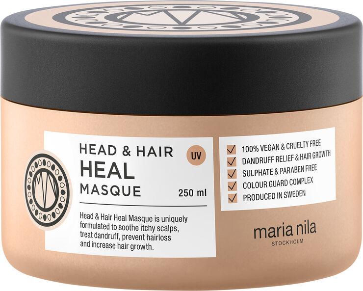 Head & Hair Heal Masque 250ml