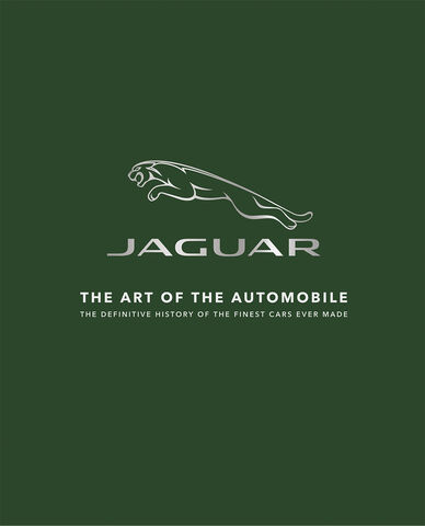 Jaguar - The Art of Automobile