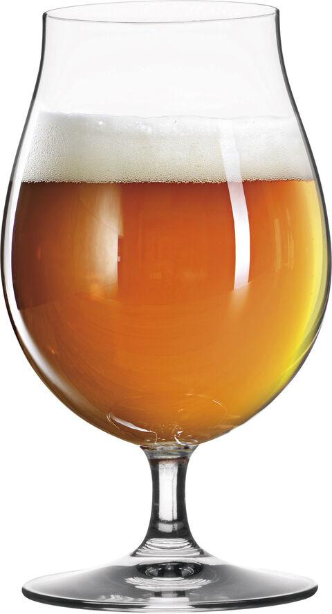 Øl glas Tulip 4 stk.