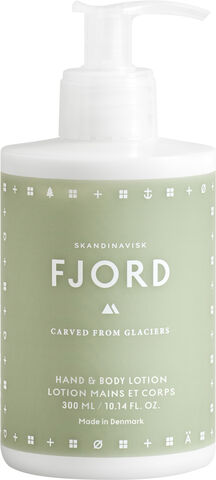 FJORD 300ml Hand & Body Lotion
