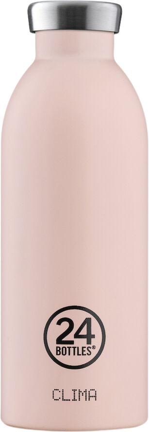 Clima 500 ml - Termoflaske - Stone Finish - Dusty Pink