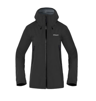 ASIVIK W Storm4 Jacket, Black