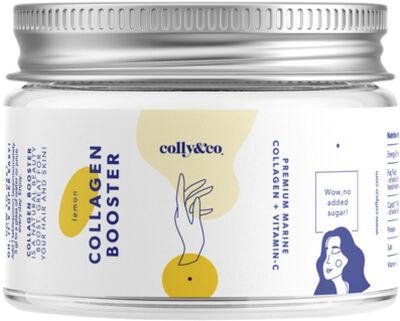 Collagen booster lemon