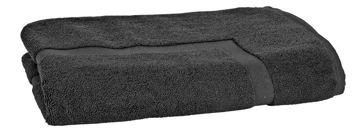 Hotel & Spa bademåtte black 50x80 cm.