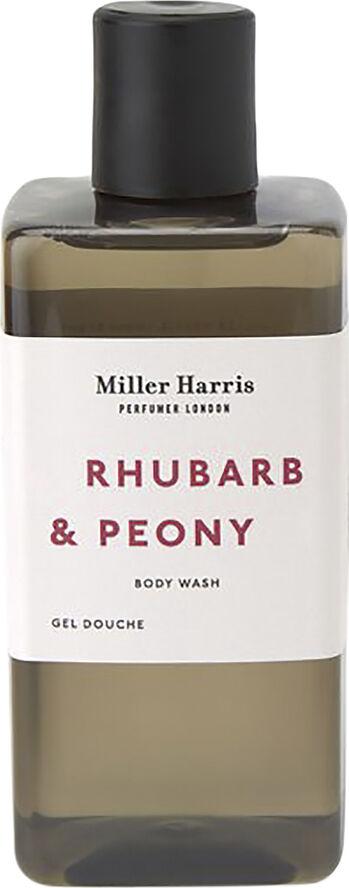 Miller Harris Rhubarb & Peony Body Wash
