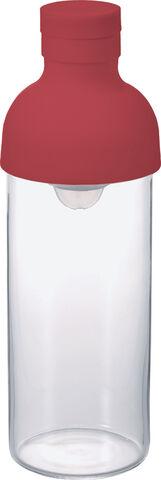 Hario Coldbrew Tea Filter-in 30 cl Rød