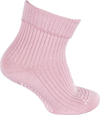 ABS Bamboo/Wool Sock - Let's Go w. Handl. Toe