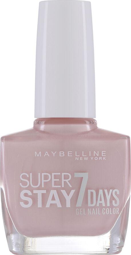 Superstay 7 Days Nail Varnish