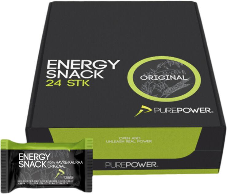 Energy Snack Original 60 g 24 stk.