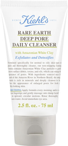 Rare Earth Deep Pore Daily Cleanser 150 ml.