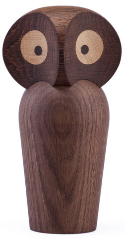 Owl smoked egetræ
