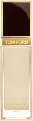 Shade and Illuminate Soft Radiance Foundation SPF50, 0.3 Ivory Silk