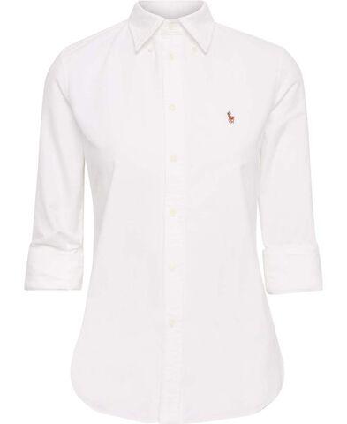 Langærmet Harper skjorte