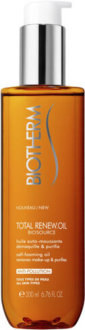 Biotherm Biosource Total Renew Oil Cleanser
