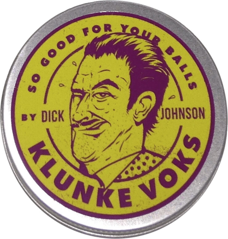 Klunke Voks by Dick Johnson