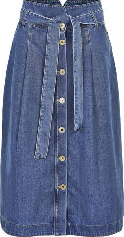 Skirt,3/4 Length