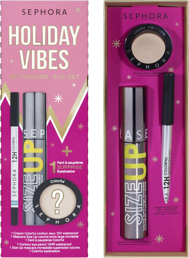 Holiday Vibes - Eye Makeup Set