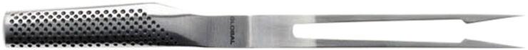 G-13 Forskærergaffel buet stål 16 cm