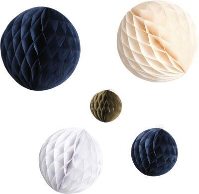 Paper Balls Seaside