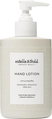 Citrus Menthe Hand Lotion
